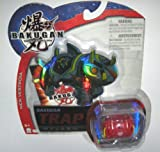 BAKUGAN SEASON 2 VESTROIA TRAP NEW LOOSE NOVA 12 PYRUS RED HYLASH