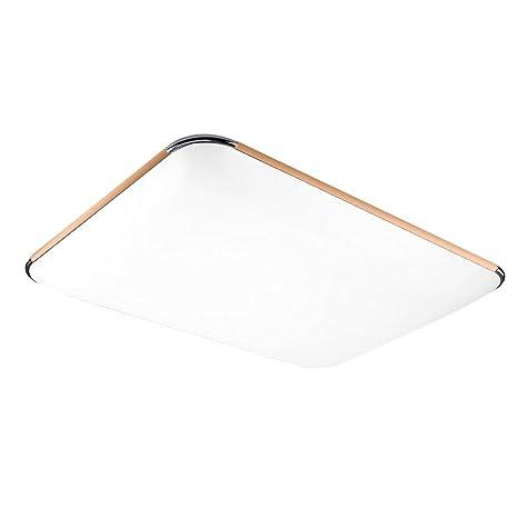 SAILUN 48W Ultra sottile LED Bianco Freddo plafoniera moderno ...