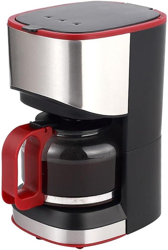Máquina de café cafetera automática hogar vapor mini mini tetera eléctrica reloj de arena: Amazon.es: Hogar