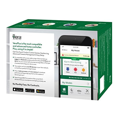 Vera Control Smart Home Controller Hub