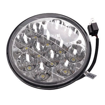 5-3/4″ LED HID Cree Light Bulb Crystal Clear Headlight Fits: Harley Motorcycle