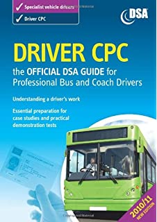 coach official outlet 64sk  Driver CPC: The Official DSA Guide for Professional Bus and Coach Drivers  Driver Cpc