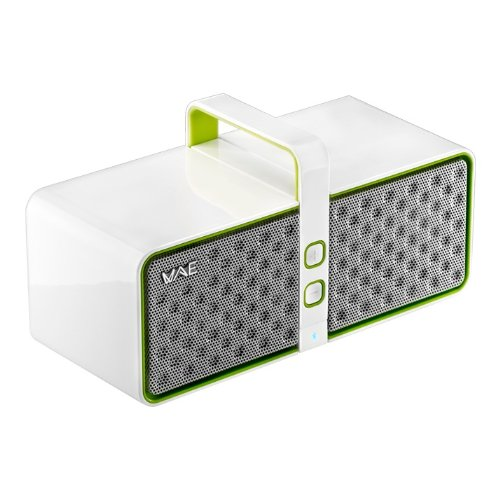 Hercules WAE BT03 W Bluetooth Speaker White