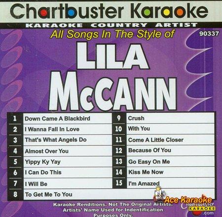 Karaoke: Lila Mccann