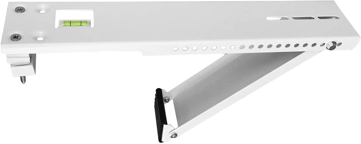 Window Air Conditioner Support Bracket Heavy Duty, Up to 165 lbs, Fits Up to 24K btu A/C Unit
