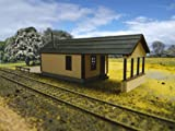 Branchline N Scale Yard Office Kit
