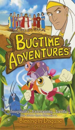 Bugtime Adventures : Blessing in Disguise : The Joseph Story]()