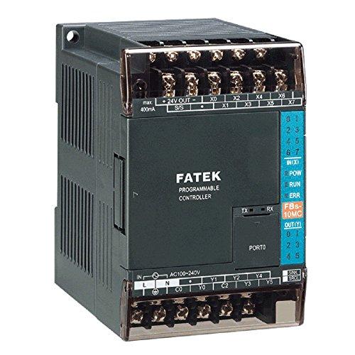 Fatek PLC Controller, FBs-10MCT2-AC (FBs-10MCT) by Fatek USA