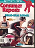 CONSUMER REPORTS Microwave ovens, bicycles, stereos, cameras 11 1990