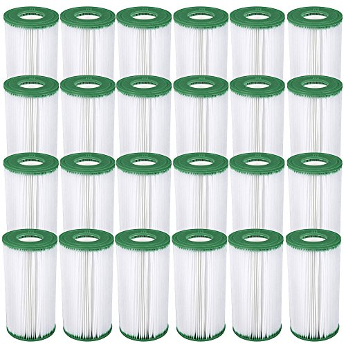 Coleman Type III, Type A/C Replacement Filter Cartridge (24 - Seasons Filter A/c