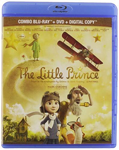 The Little Prince (Blu-ray + DVD + Digital Copy) (Uv-website)