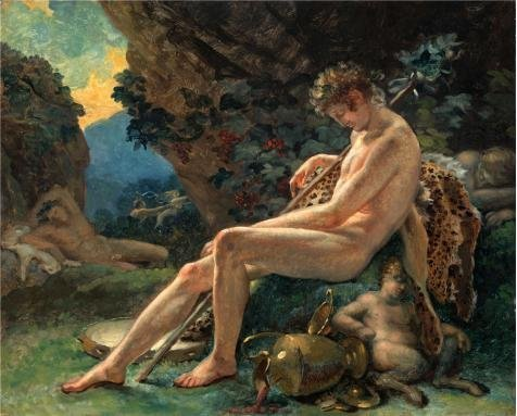 The Client List Costume Designer ('Anne-Louis Girodet De Roucy Trioson,Sleeping Bacchus,1795' Oil Painting, 8x10 Inch / 20x25 Cm ,printed On High Quality Polyster Canvas ,this Best Price Art Decorative Prints On Canvas Is Perfectly Suitalbe For Kids Room Artwork And Home Artwork And Gifts)