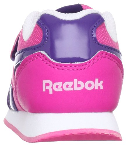 Reebok Mädchen Royal Cljogger Kc Gymnastikschuhe Rose (Optimal Pink/Rich Purple)