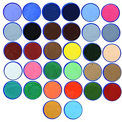 Snazaroo Face Paint 18ml Individual Color