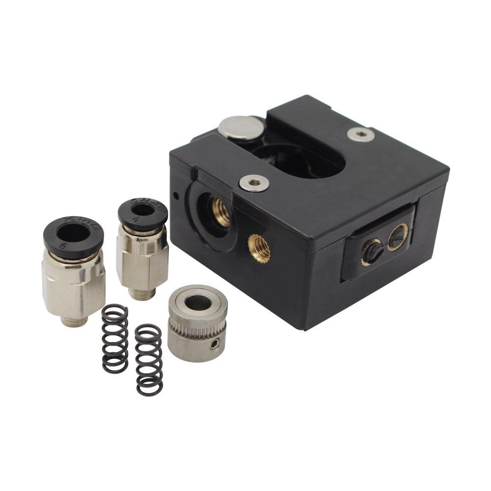 Bulldog Extruder-Bausatz fü r 1.75 und 3mm Filament RoboMall