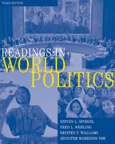 Readings in World Politics