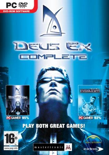 Price comparison product image Deus Ex - Complete Edition (PC DVD)