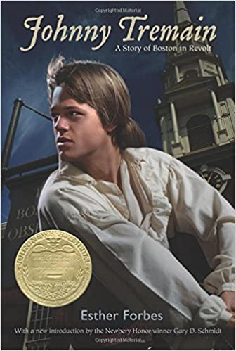 Johnny Tremain Esther Hoskins Forbes 9780547614328 Amazon Books