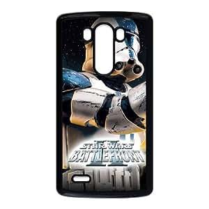 Star Wars LG G3 Cell Phone Case Black Jsxpp