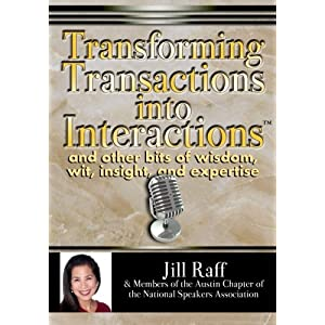 Transforming Transactions Into Interactions