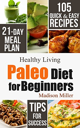 Paleo Diet Beginners Recipes Success ebook product image