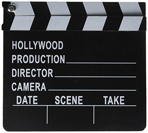 Beistle 50715 Movie Set Clapboard, 8
