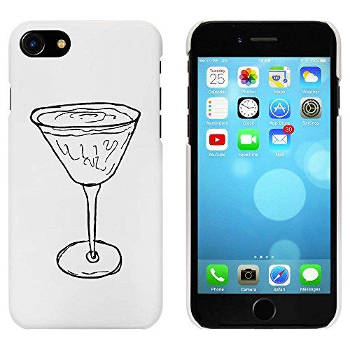Blanc 'Cocktail de Fantaisie' étui / housse pour iPhone 7 (MC00079870)