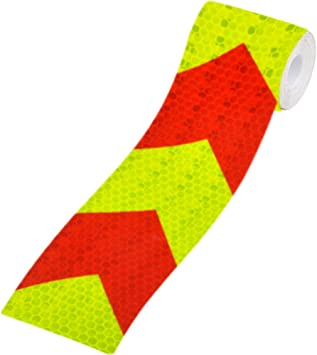 """3M Reflective Engineering Grade Traffic Sign Tape Pinstripe RED 3//4/"""" X 5 yards"""
