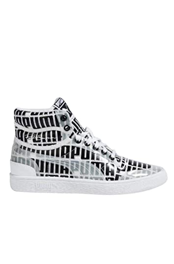   PUMA Women's Ralph Sampson Mid Logo   Shoes