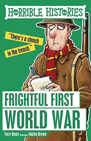 book cover of The Frightful First World War