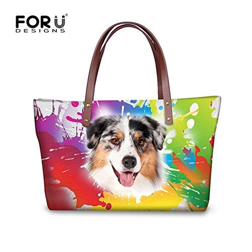 Casual Tote Handbags Print Fruit V6lcc3326al Bages Women FancyPrint aqZzXAwx