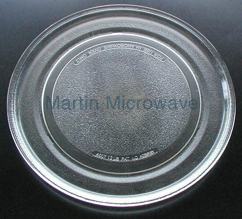 Sharp Microwave Glass Turntable Plate / Tray 12 3/4