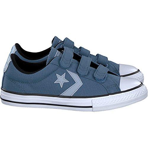 Carvela Mallow ConverseSTAR PLAYER - Zapatos con velcro - blue/blue granite/black  Zapatillas Unisex Adulto  36 EU  36 EU  45 EU Rj2HtQz
