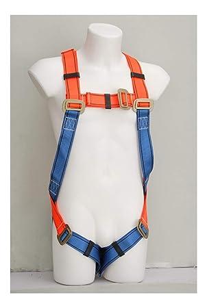 Arnés de seguridad completo para escalada de montaña o ...