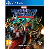 Marvel's Guardians of the Galaxy: The Tell-tale Series (PS4)