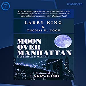 Moon Over Manhattan Audiobook