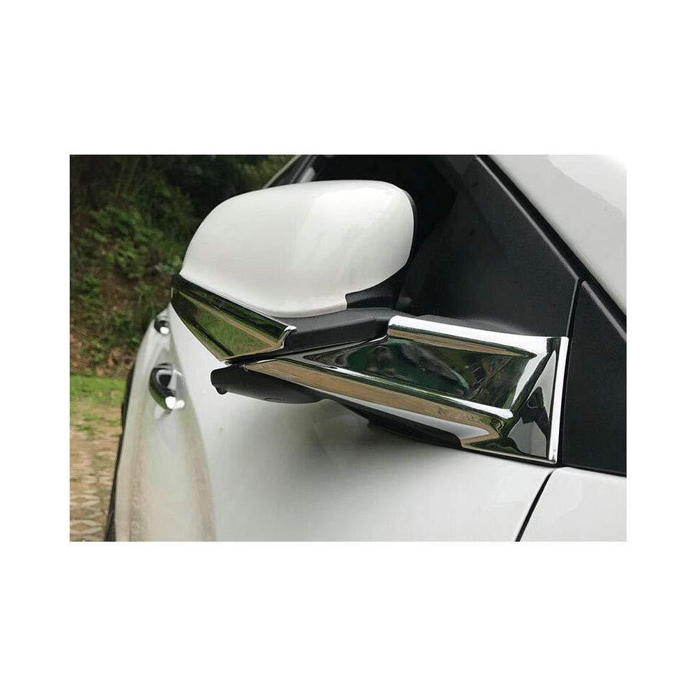 Yp Car ABS Rear Review Mirror Cover Trim For Hyundai Kona 2017-2018