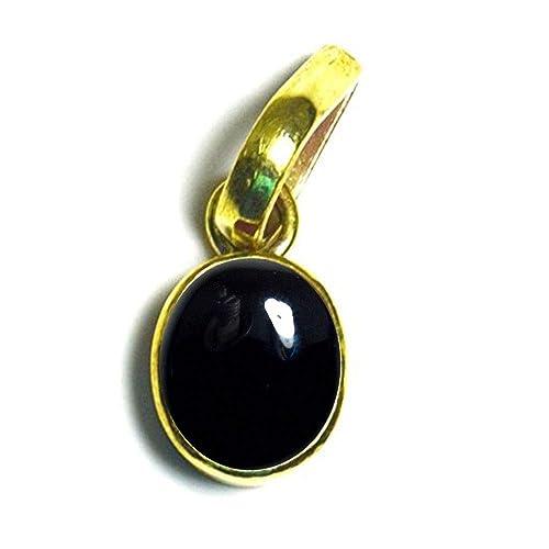 DLYHSW Mens Necklace 1.8NK Ground Metal Mens Necklace Color : Golden