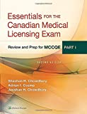 Essentials for the Canadian Medical Licensing Exam: Review and Prep for Mccqe