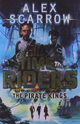Book cover for Time Riders: The Pirate Kings