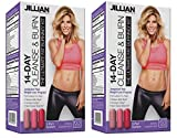 Jillian Michaels JumpStart 14 Day Cleanse and Burn, Weight Loss Kit (2 Pack)