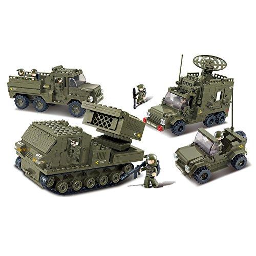 Sluban Army - Guard Bazooka - 1