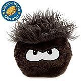 Club Penguin 6'' Black Pet Puffle