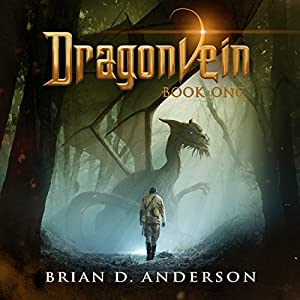 Dragonvein, Book One Audiobook