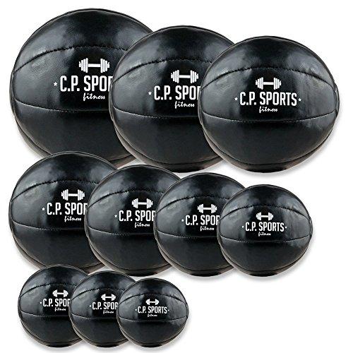 C.P.Sports K5 Balle médicinale lestée pour entraînement crossfit