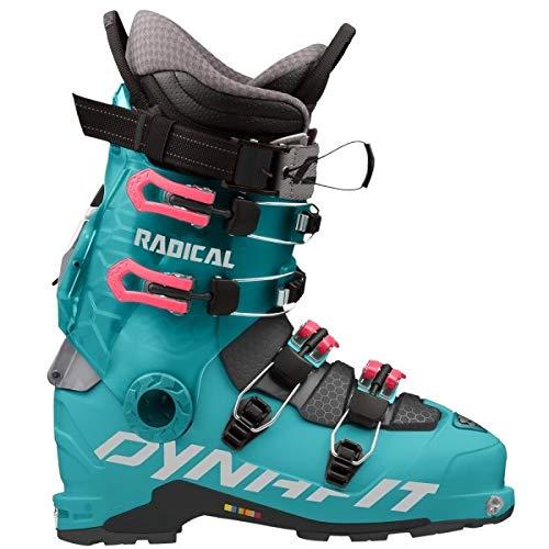 Dynafit Radical Ski Boot - Women's Hibiscus/Ocean, 25.5