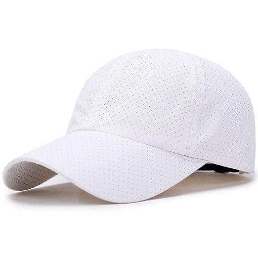 zlhcich Sombrero de Secado rápido versión Coreana de Verano para ...