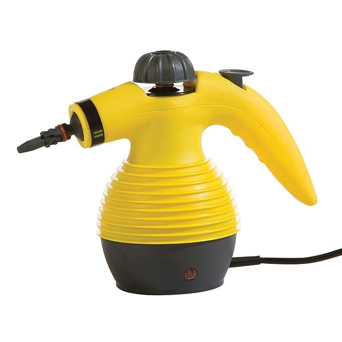 Little Trojan - Máquina para limpieza a vapor con accesorios ...