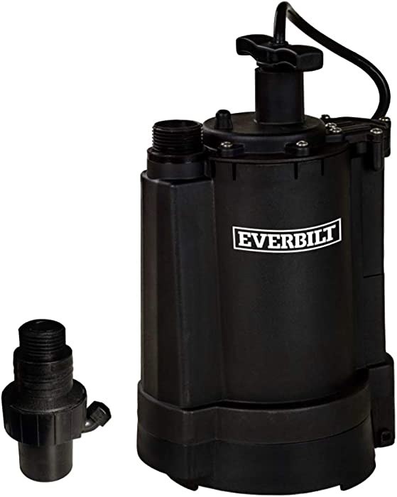 The Best Everbuilt 13 Hp Utility Pump