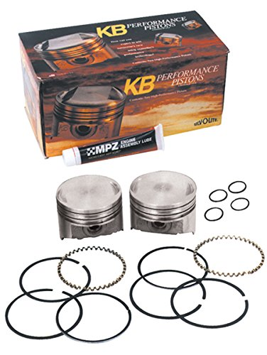 (PERFORMANCE PISTON SETS FOR TWIN CAM HARLEYS Standard bore)